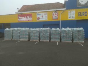 pellets euro brico center le referentiel comines warneton