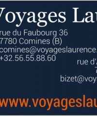 Voyages Laurence Comines
